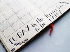 zwangerschap kalender